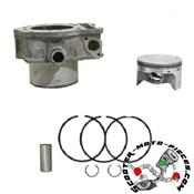 Cylindre/Piston Aprilia Atlantic 400cc 06>08