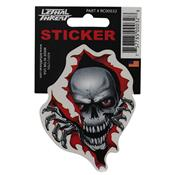 Sticker RC Skull Rip