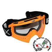 Lunettes/Masque Cross ADX MX Orange Fluo