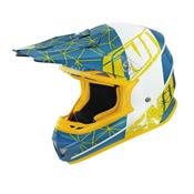 Casque Cross NoEnd Origami Acid