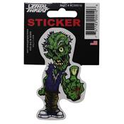 Sticker RC Zombie Finger
