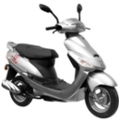 Scooter Chinois 50cc 4 temps