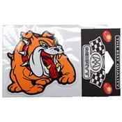 Sticker Bulldog Meryt