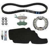 Kit entretien Origine Piaggio Super Hexagon GTX 125cc 00>01