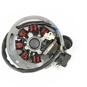 Stator d'allumage scooter chinois 50CC GY6 1PE40QMB