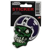 Sticker RC Zombie Helmet