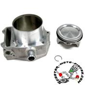 Cylindre/Piston Aprilia Atlantic 500cc 01>08