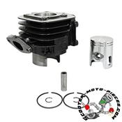 Cylindre/Piston DR Racing Fonte Booster