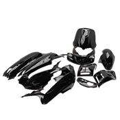Carrosserie Gilera Runner 12 Pieces Noir