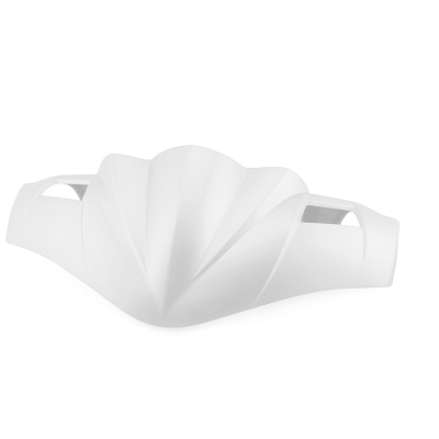 Couvre guidon TNT Blanc Peugeot Speedfight